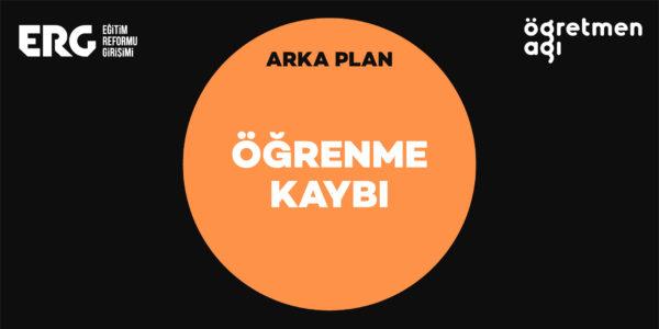 Arka Plan_Ogrenme Kaybi