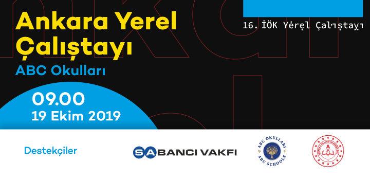 16. İÖK Ankara Yerel Çalıştayı Sunumları Belli Oldu!
