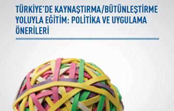 Kaynaştırma ve Bütünleştirmenin Etkililiğini Artırmak için Politika ve Uygulama Önerileri Projesi Basın Toplantısı