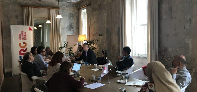 ERG ve Sivil Sayfalar İşbirliğiyle TEOG Yuvarlak Masası