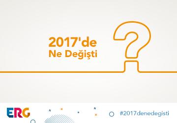 2017'de Ne Değişti?