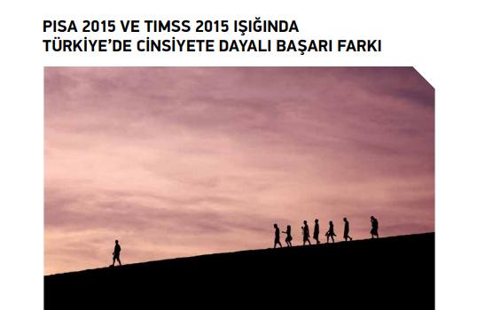 PISA ve TIMSS 2015 Bulguları Işığında Türkiye'de Cinsiyete Dayalı Başarı Farkı Bilgi Notu