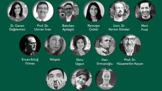 Darüşşafaka Çatı Konuşmaları'nın Konuğu Eğitim Reformu Girişimi Direktörü Batuhan Aydagül!
