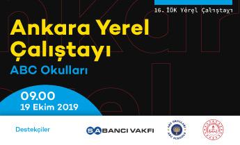 16. Eğitimde İyi Örnekler Konferansı Ankara Yerel Çalıştayı